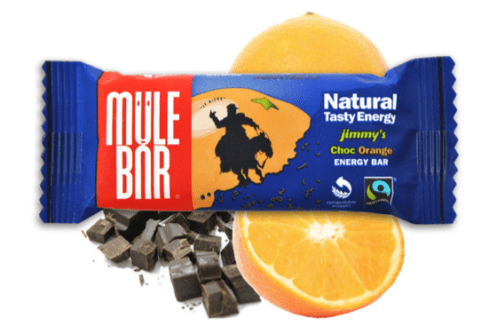 Mule bar chocolate orange