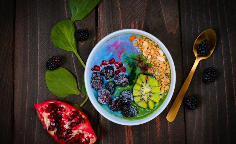 Tasty food to help you lose weight - a delicious looking bowl of food.