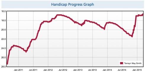 RunBritain progress graph