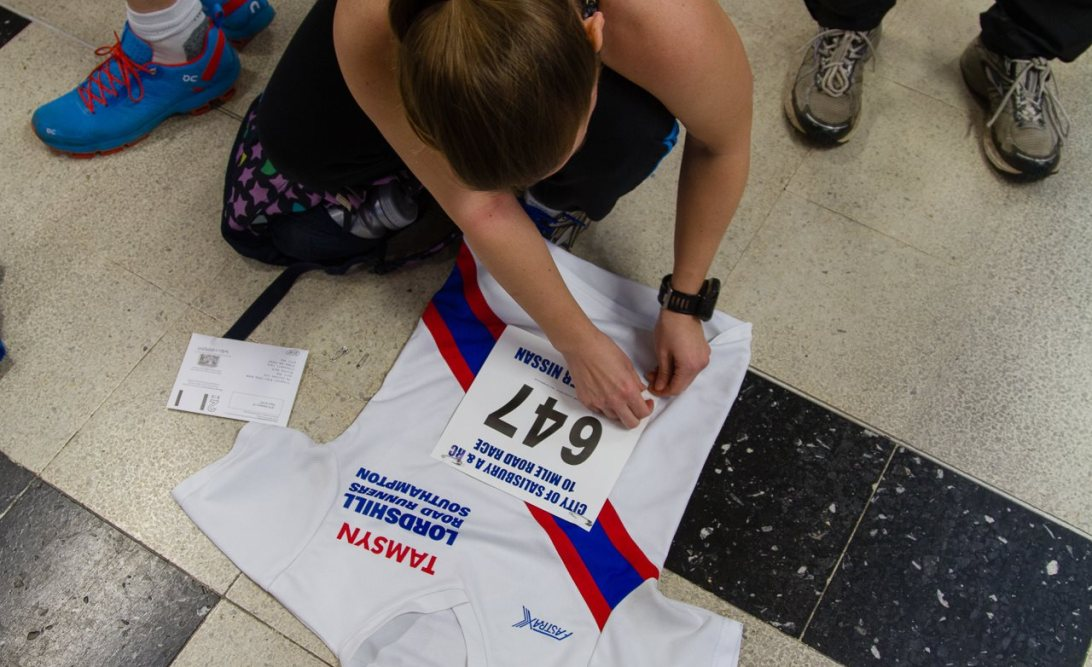 Salisbury 10 race number