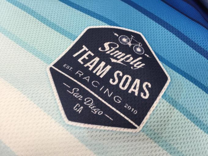 Team SOAS 2016 shorts