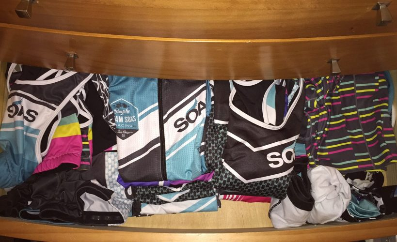 Drawer full of SOAS kit