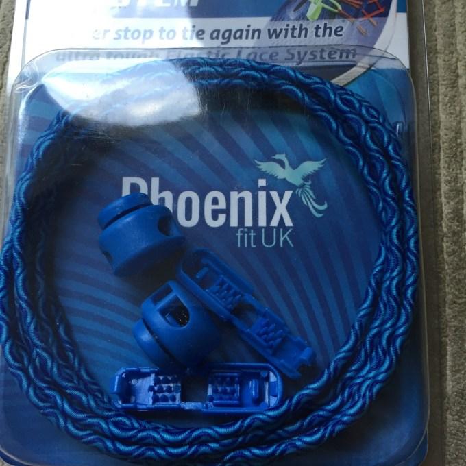 Phoenix fit UK elastic laces