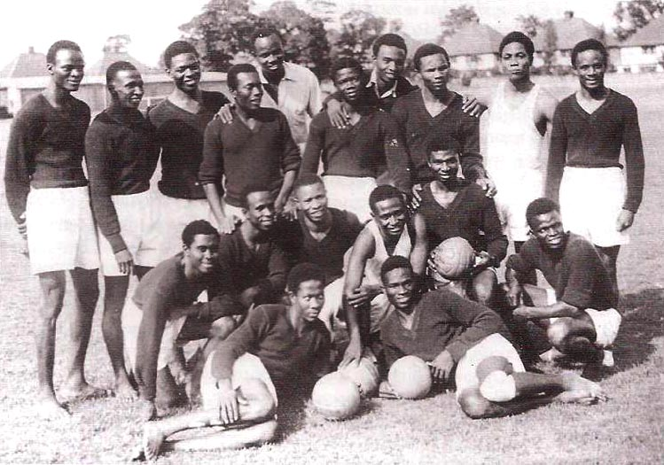 Nigerian football team, 1949