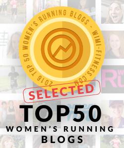 WIMI Top 50 Women's Running Blogs