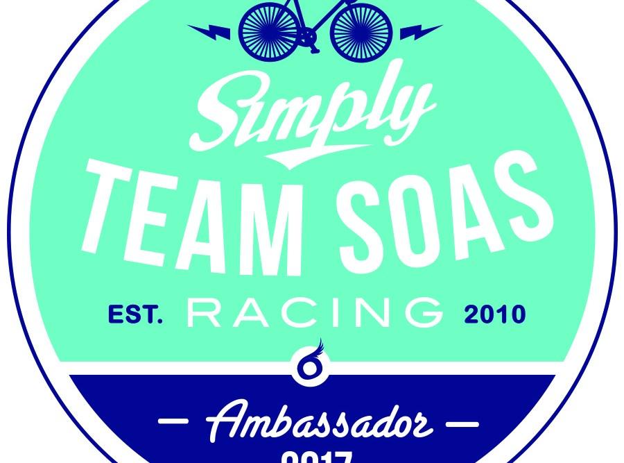Team SOAS Ambassador 2017 badge