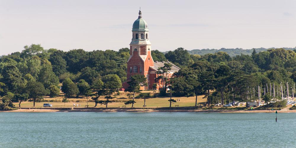 Chapel at Royal Victoria Country Park