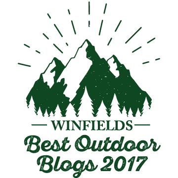 Winfields Best Outdoors Blogs 2017 badge