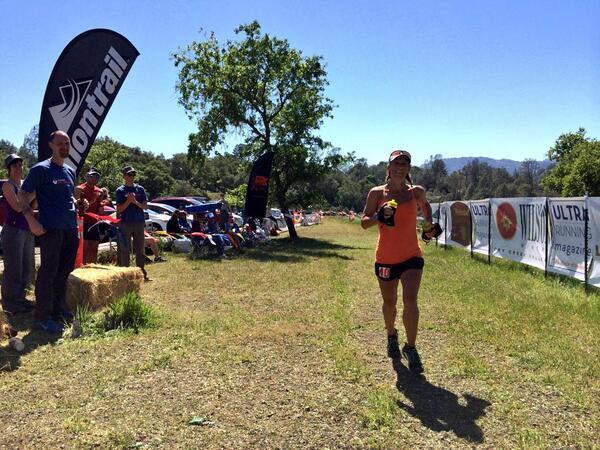 Angela Shartel running