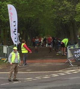 May Day Tri run