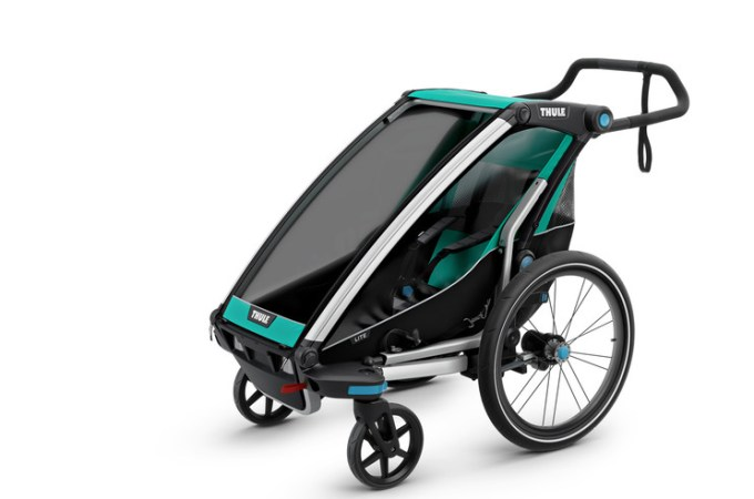 Thule Chariot Lite stroller.
