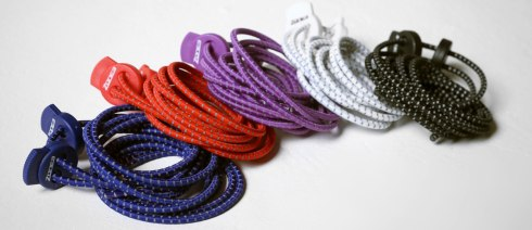 Elastic shoelaces