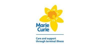 Marie Curie logo.