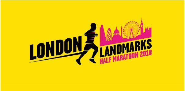 London Landmarks Half logo