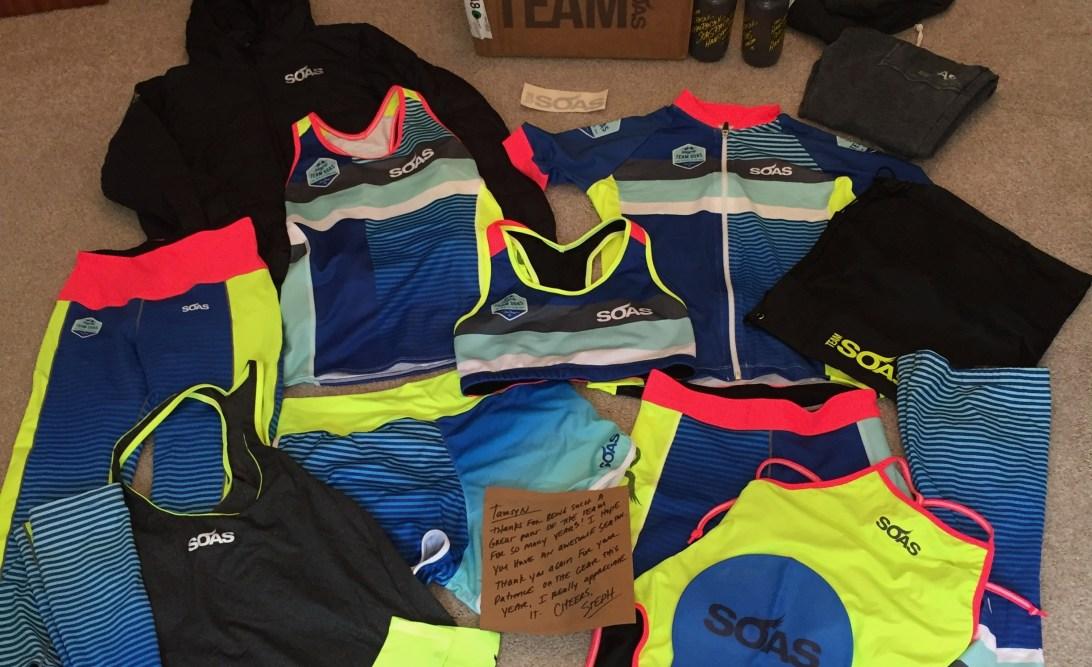 New Team SOAS kit