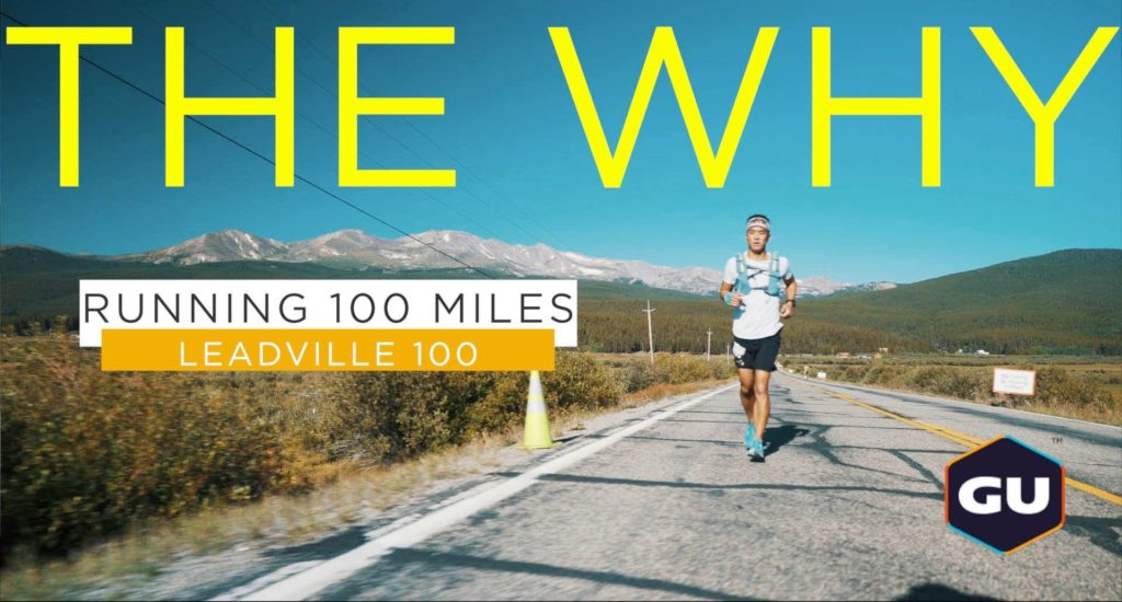 The Why by Billy Yang at Leadville 100