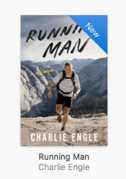 Running Man by Charlie Engle novel.