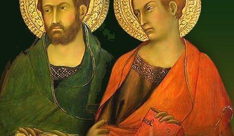 Saints Simon and Jude, Apostles