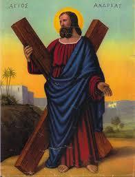 Saint Andrew, Apostle