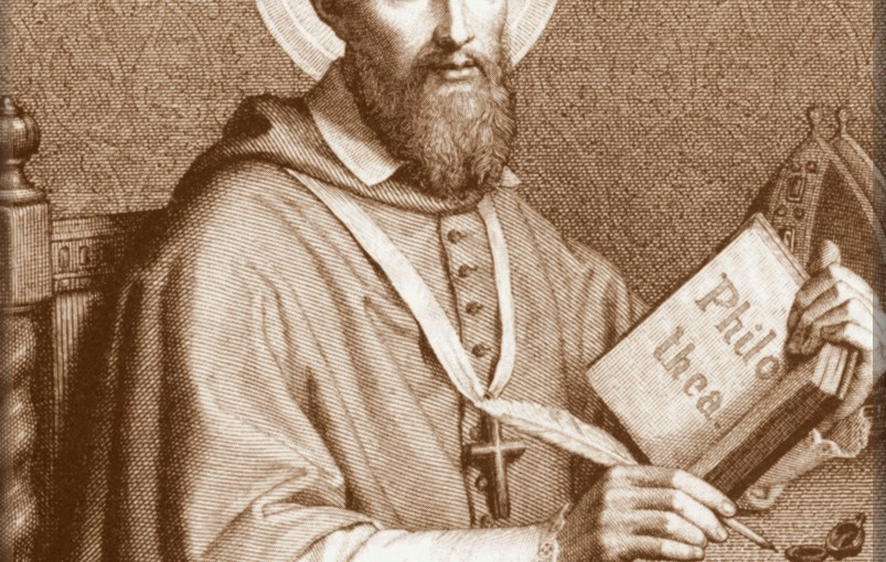 Saint Francis de Sales, Bishop and Doctor of the Church