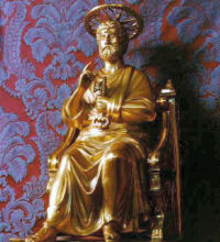 The Feast of the Chair of Saint Peter the Apostle
