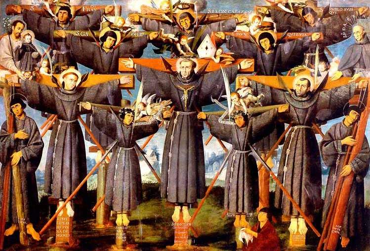 Saint Paul Miki and Companions, Martyrs
