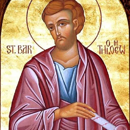 Saint Bartholomew, Apostle
