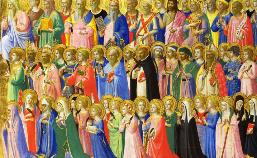 The Solemnity of All Saints: Yearning for Heaven