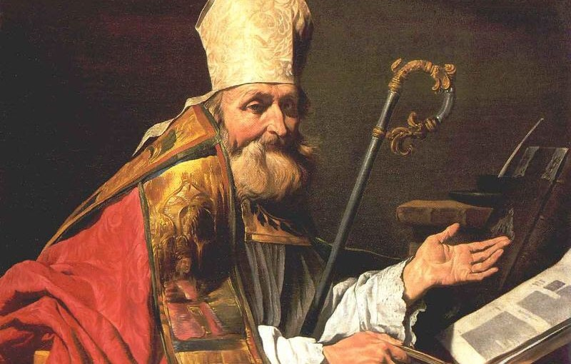 Saint Ambrose, Bishop and Doctor of the Church