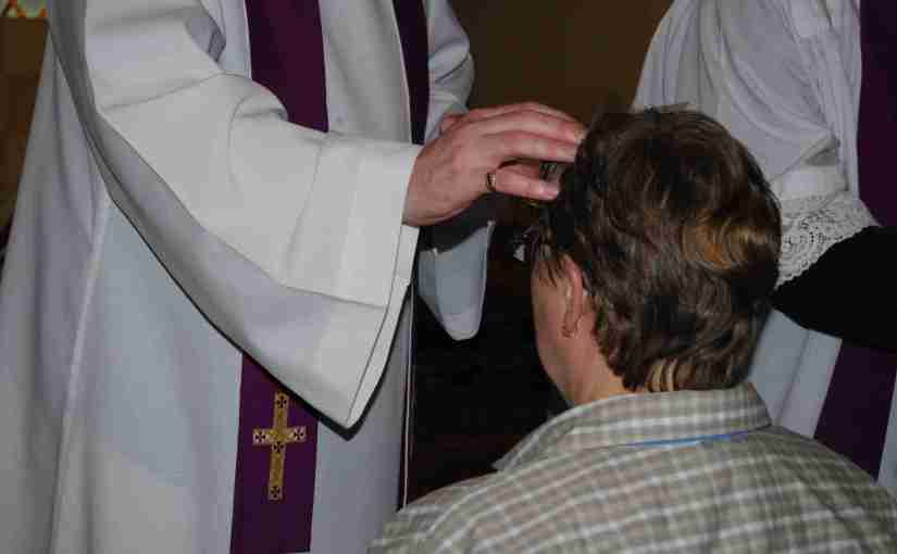 The Fifth Sunday of Lent: Anointing of the Sick During Mass