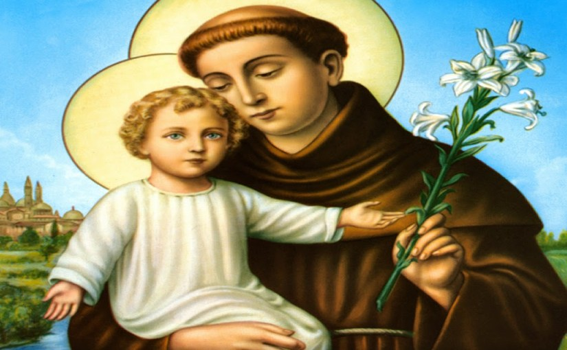 Saint Anthony of Padua, Priest and Doctor of the Church