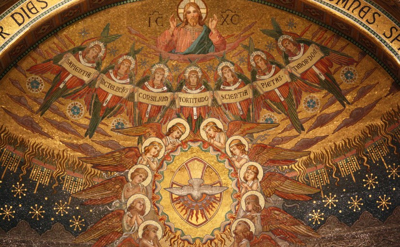Friday of the Twenty-first Week of Ordinary Time: Mass of the Holy Spirit