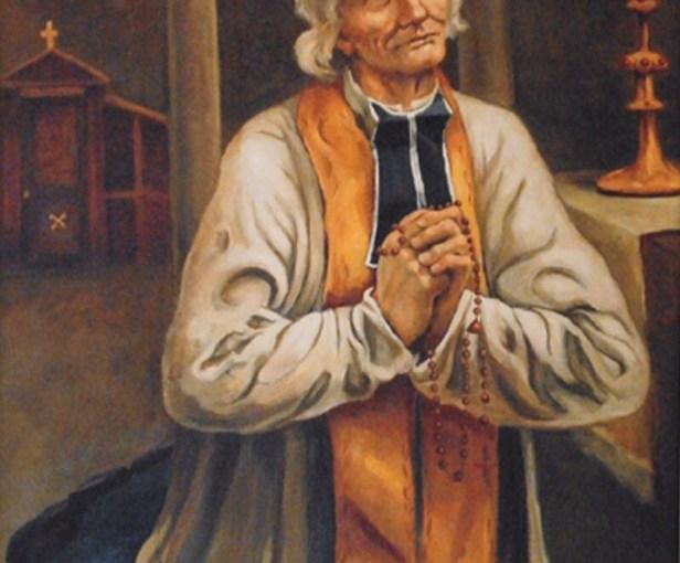 Saint John Vianney, priest