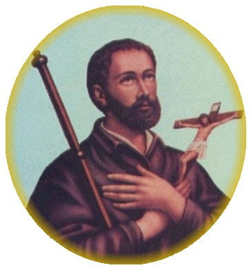 Saint Francis Xavier, priest, patron of the Diocese of Joliet