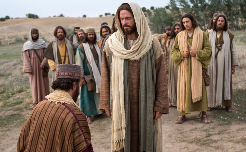 Monday of the Eighth Week of Ordinary Time