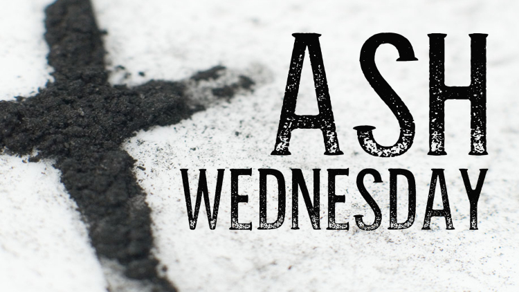Ash Wednesday: This Campaign of Christian Service