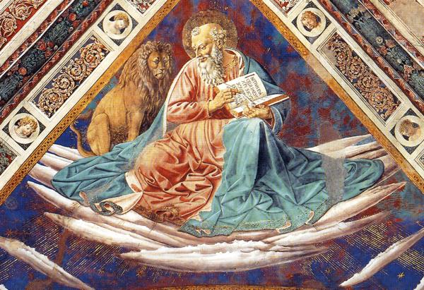 Saint Mark, Evangelist