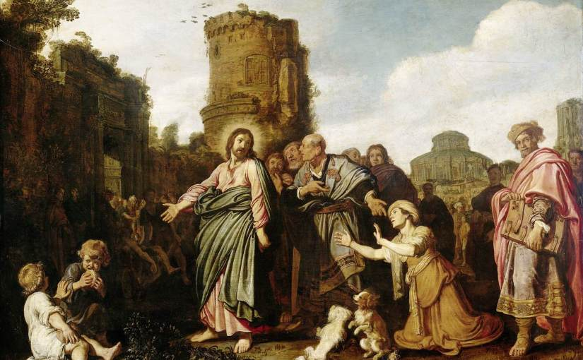 Reflections on the Twentieth Sunday of Ordinary Time