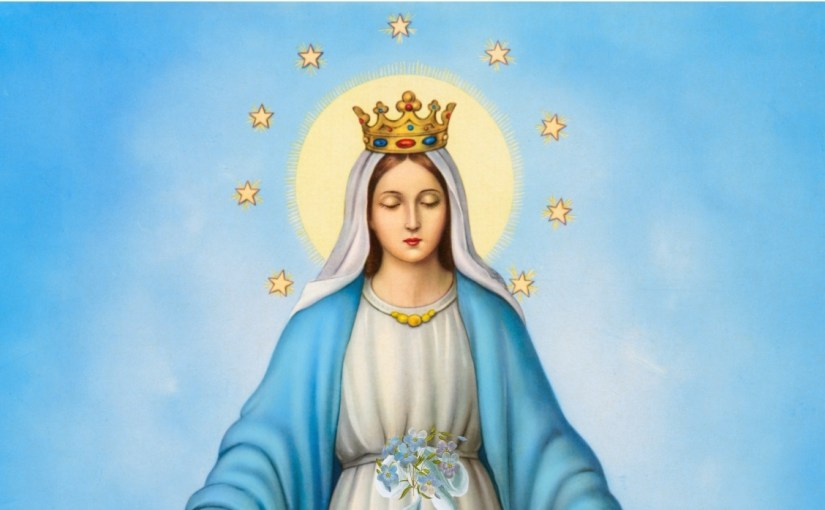 The Blessed Virgin Mary, the Holy Mother of God