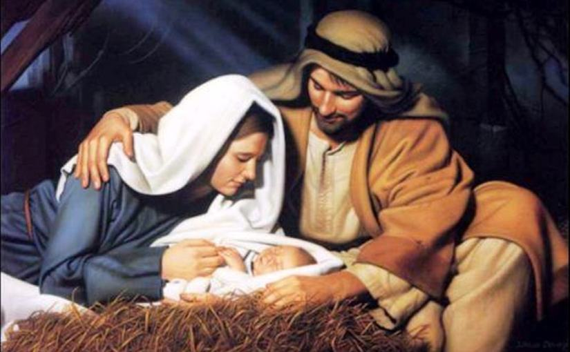 The Nativity of the Lord: At the Vigil Mass