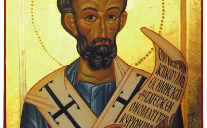 Saint Barnabas, Apostle