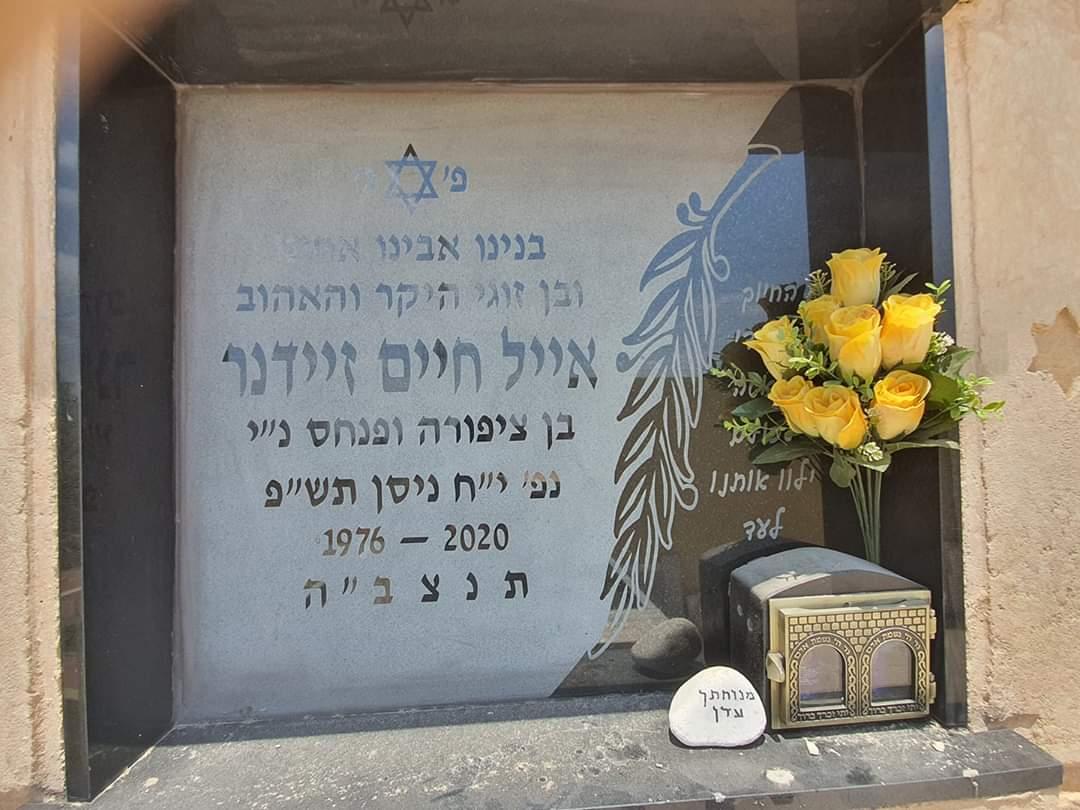 אייל זיידנר בן 44 נרצח