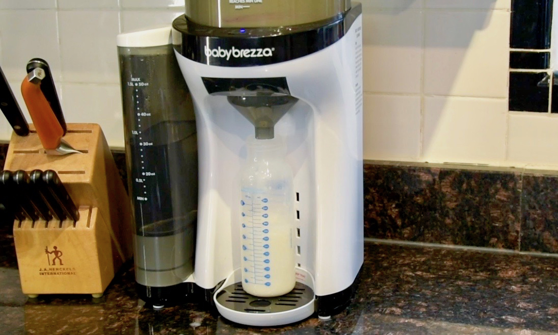 An In Depth Baby Brezza Formula Pro Review Fathercraft