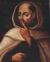 """St John of the Cross: """"Love is repaid by love alone""""."""