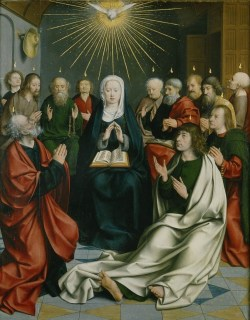 Pentecost, Year A