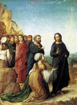 20th Sunday in Ordinary Time, Year A