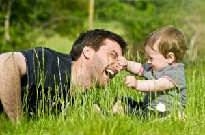 helping fathers nurture children