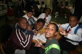 Liberty City Elementary Children