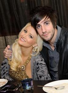 Holly Madison and Jack Barakat