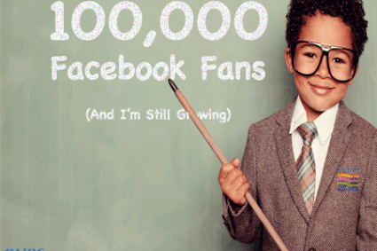 PAIRS Foundation Tops 100,000 Facebook Fans